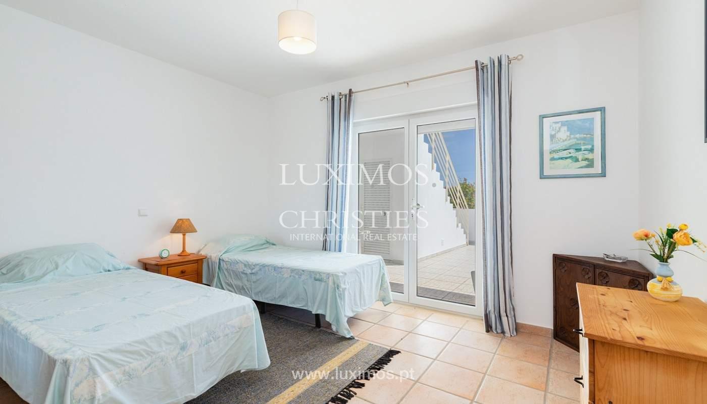 4-Schlafzimmer-Stadthaus mit Meerblick, Praia da Luz, Lagos_180368
