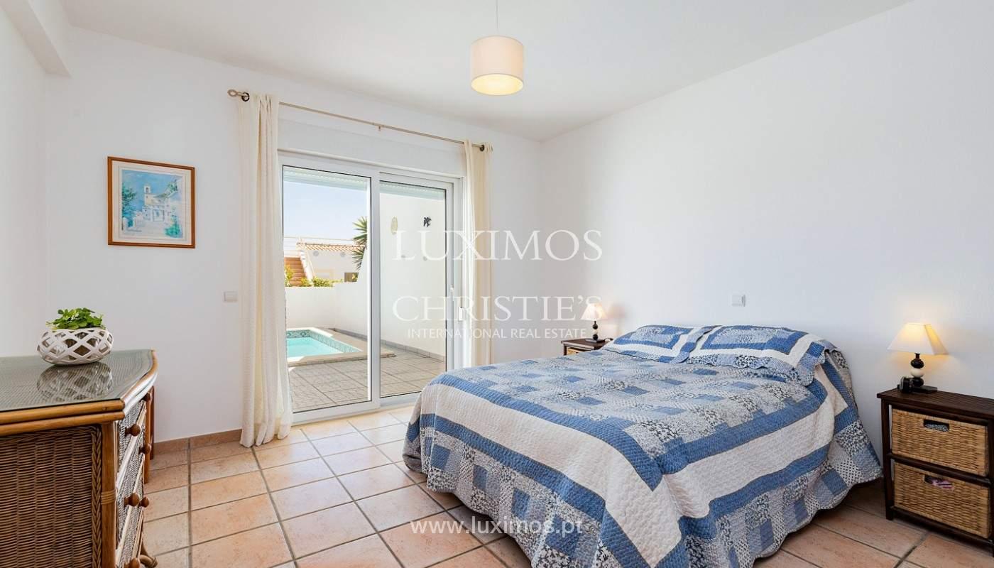 4-Schlafzimmer-Stadthaus mit Meerblick, Praia da Luz, Lagos_180370