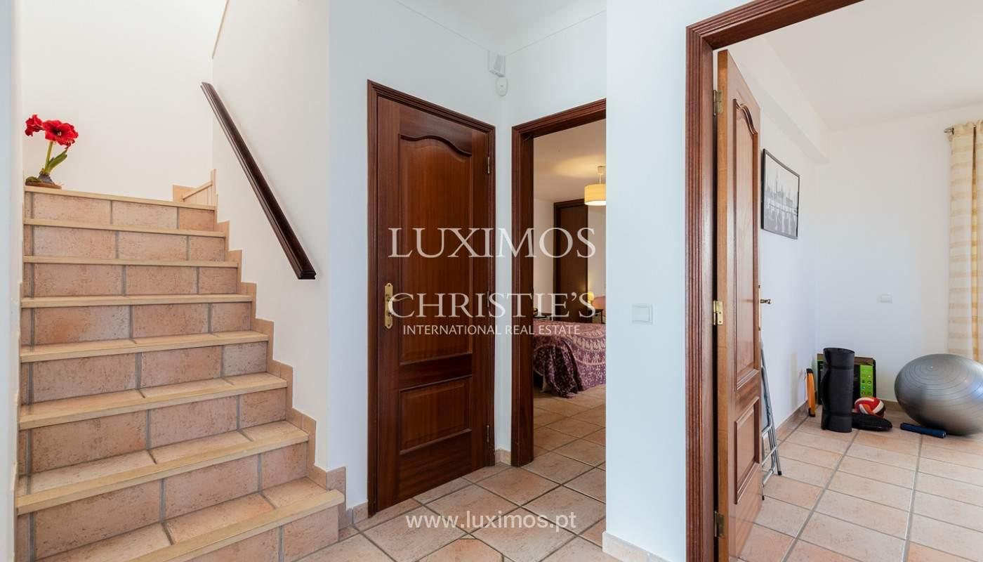 4-Schlafzimmer-Stadthaus mit Meerblick, Praia da Luz, Lagos_180374