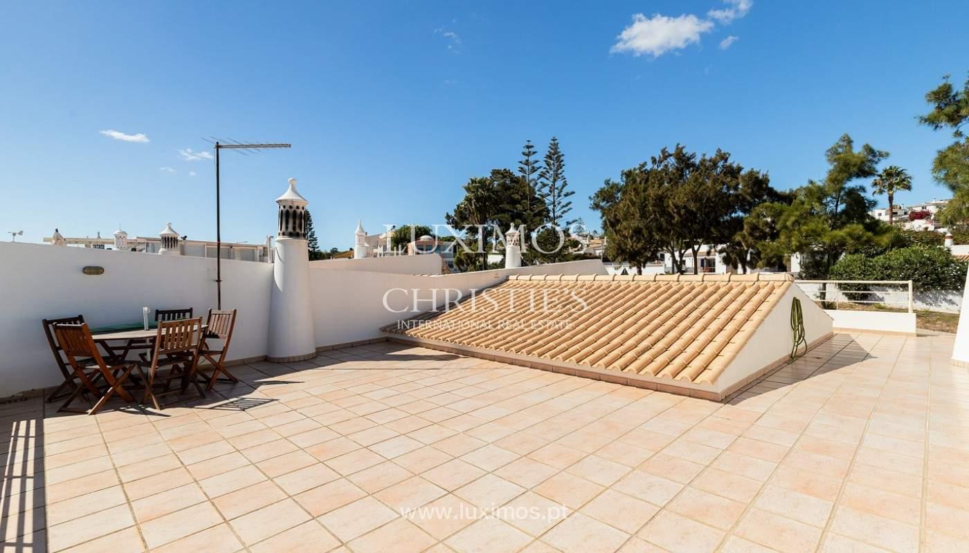 4-Schlafzimmer-Stadthaus mit Meerblick, Praia da Luz, Lagos_180377