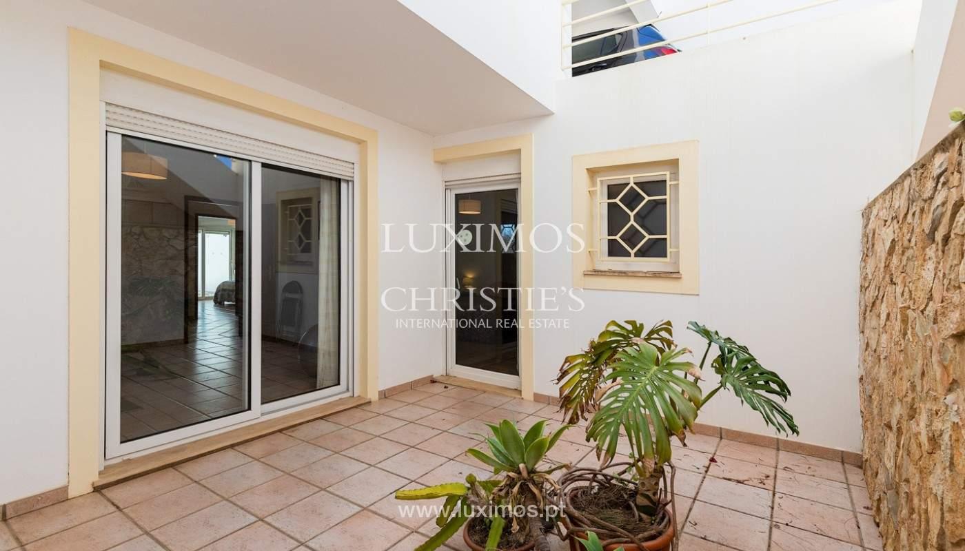 4-Schlafzimmer-Stadthaus mit Meerblick, Praia da Luz, Lagos_180378