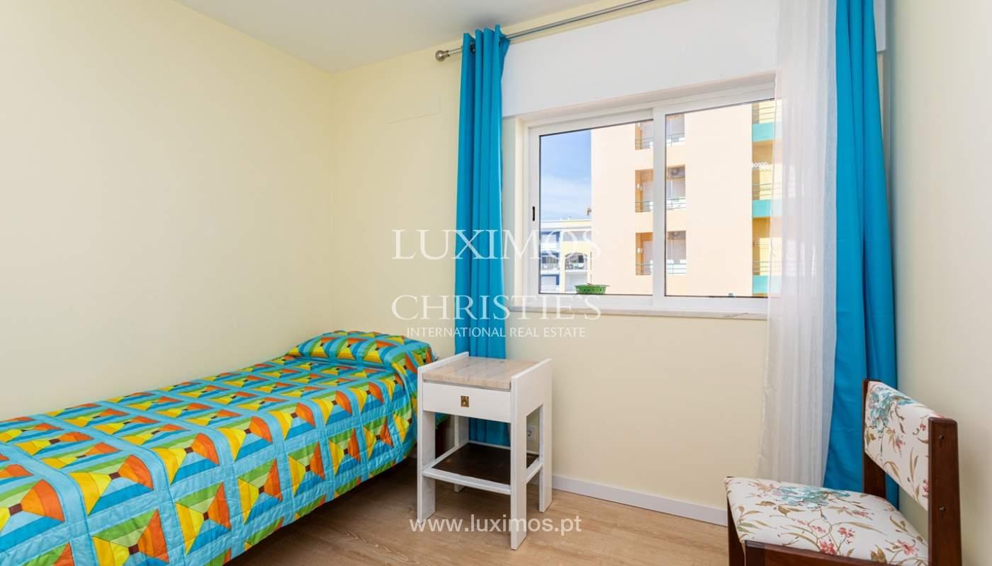 4 bedroom apartment on the 1st line of Armação de Pêra Beach, Algarve_180396