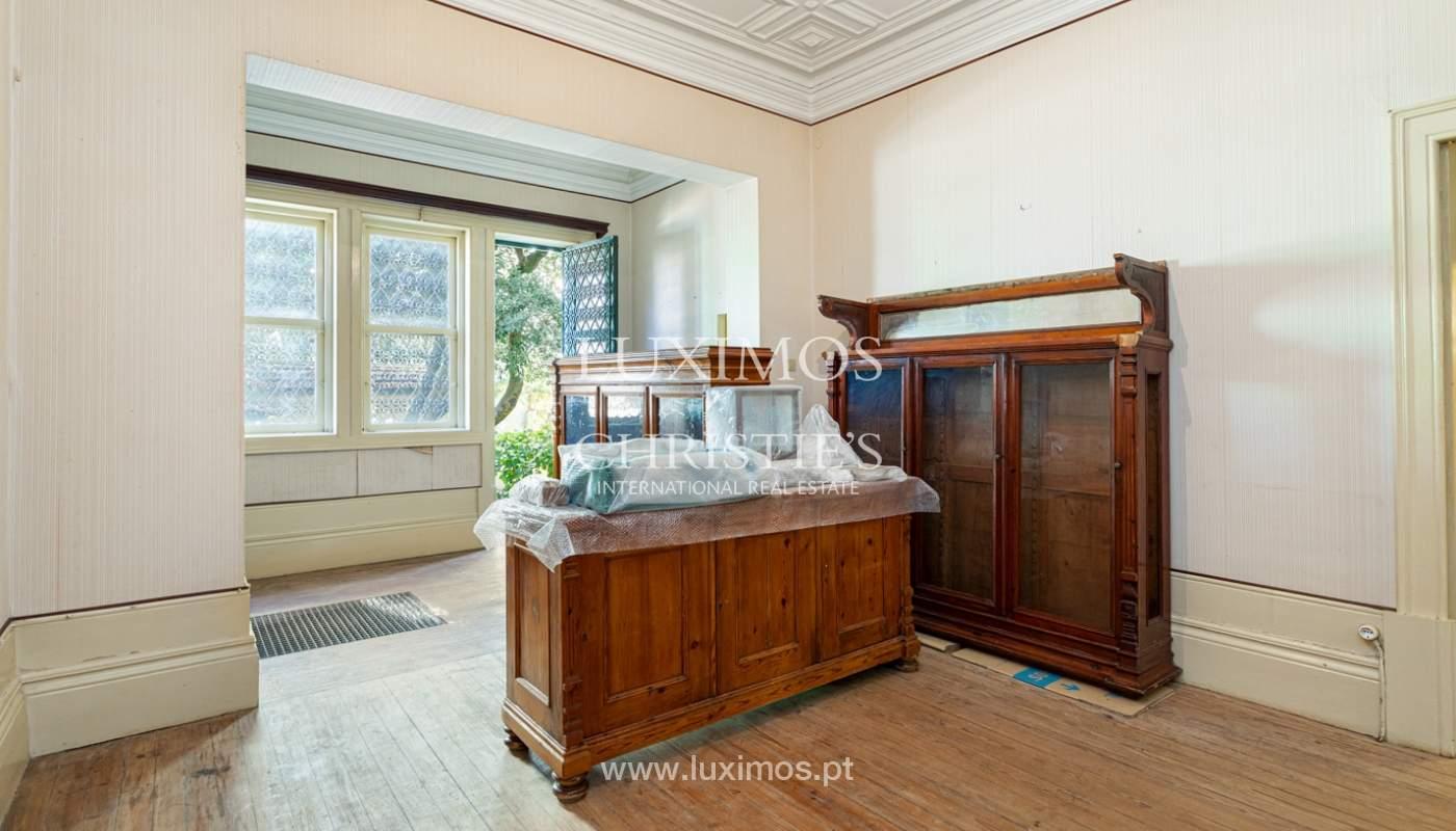 Casa para reformar, en venta, en Foz do Douro, Oporto, Portugal_180461