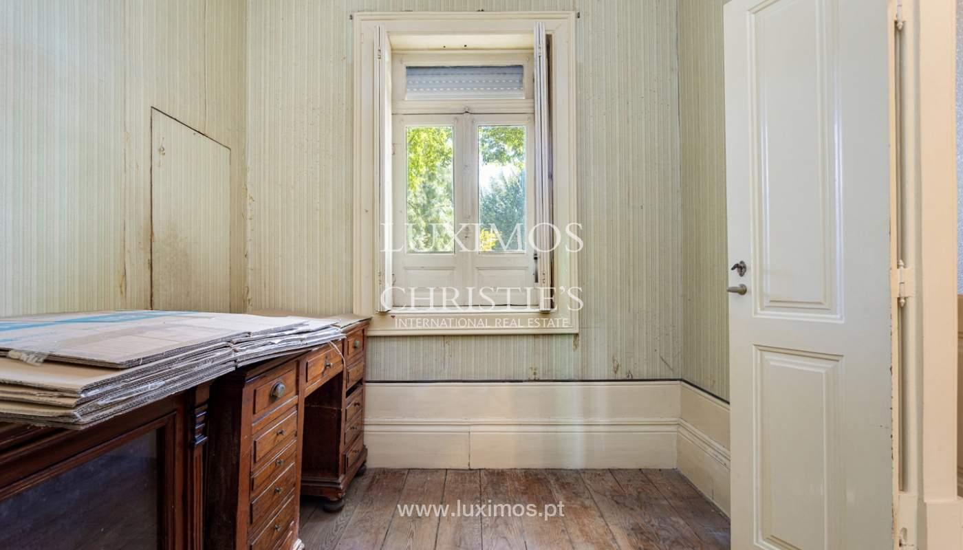 Casa para reformar, en venta, en Foz do Douro, Oporto, Portugal_180465