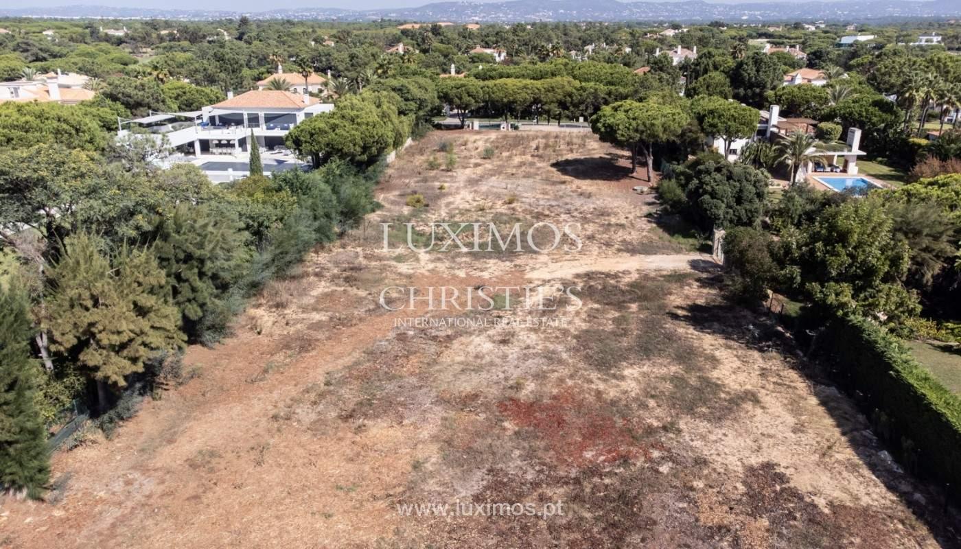 Lote de terreno, com possibilidade de construção, Quinta do Lago, Algarve_180591