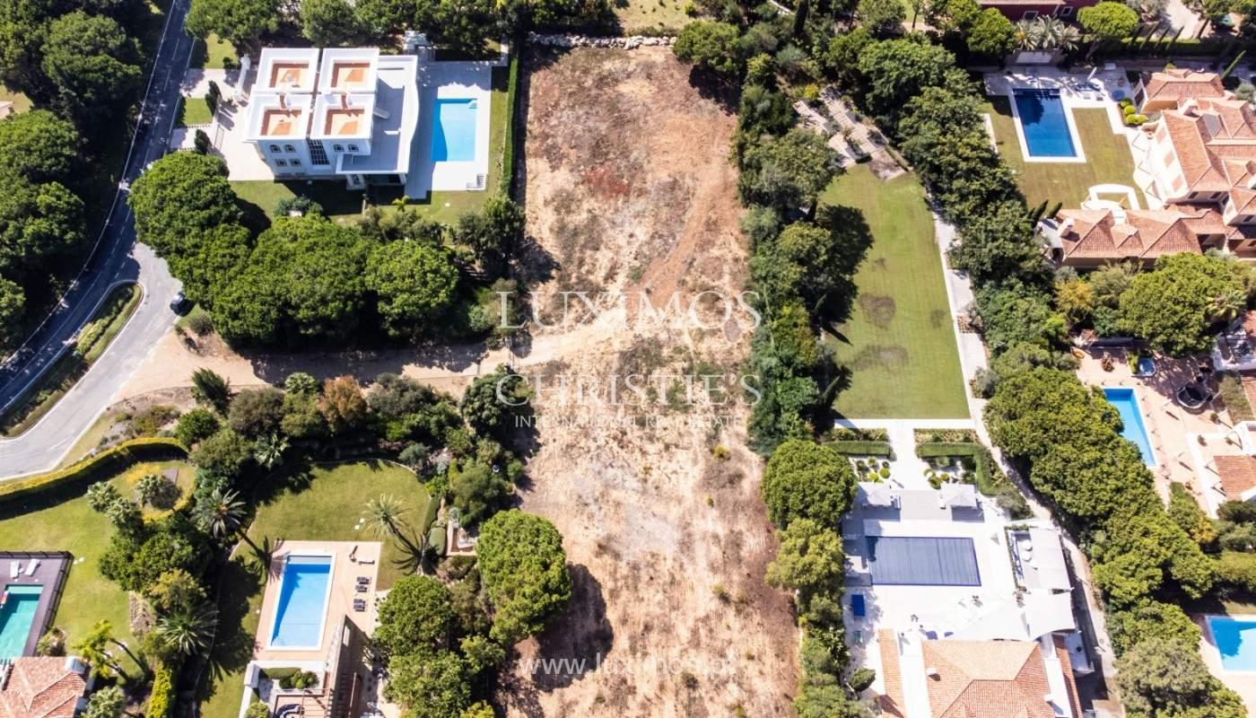 Lote de terreno, com possibilidade de construção, Quinta do Lago, Algarve_180595