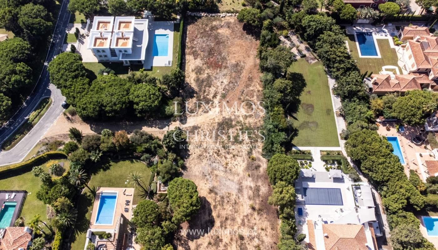 Lote de terreno, com possibilidade de construção, Quinta do Lago, Algarve_180596