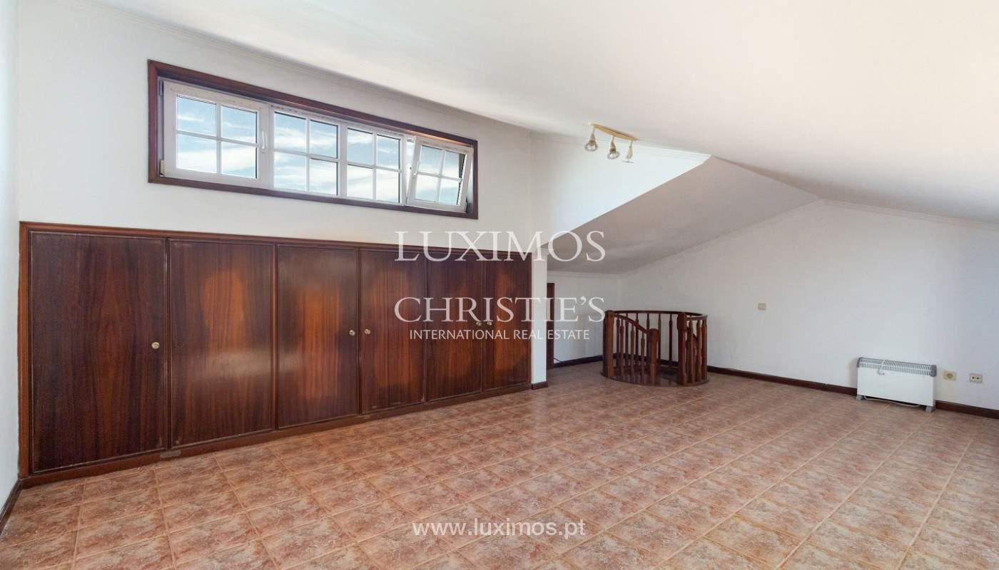 Haus in 2. Linie des Meeres, zu verkaufen, in Lavra, Portugal_180639