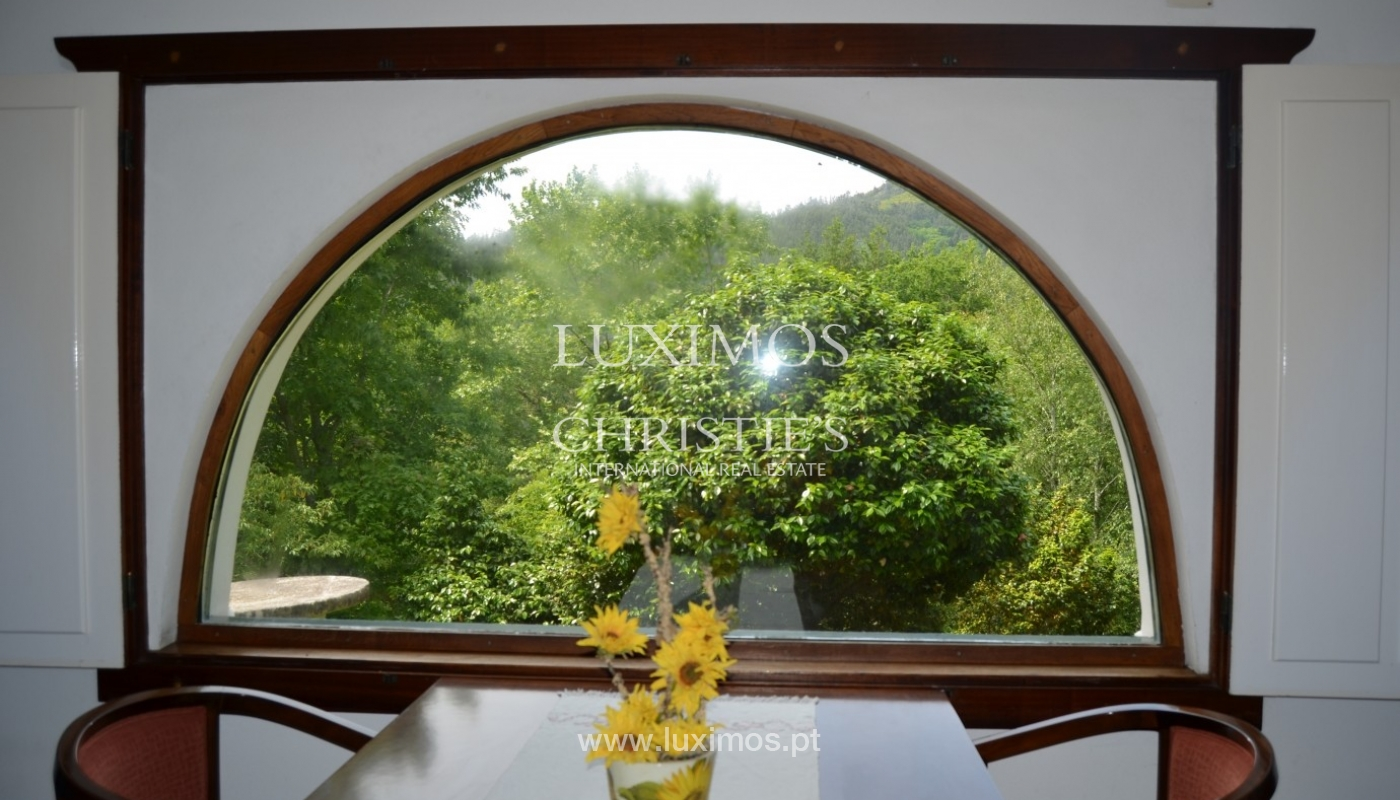 Villa for sale with river views, North of Portugal_18159