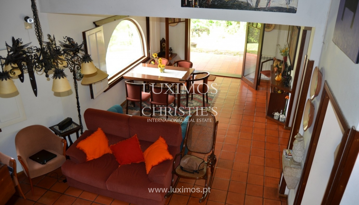 Villa for sale with river views, North of Portugal_18161