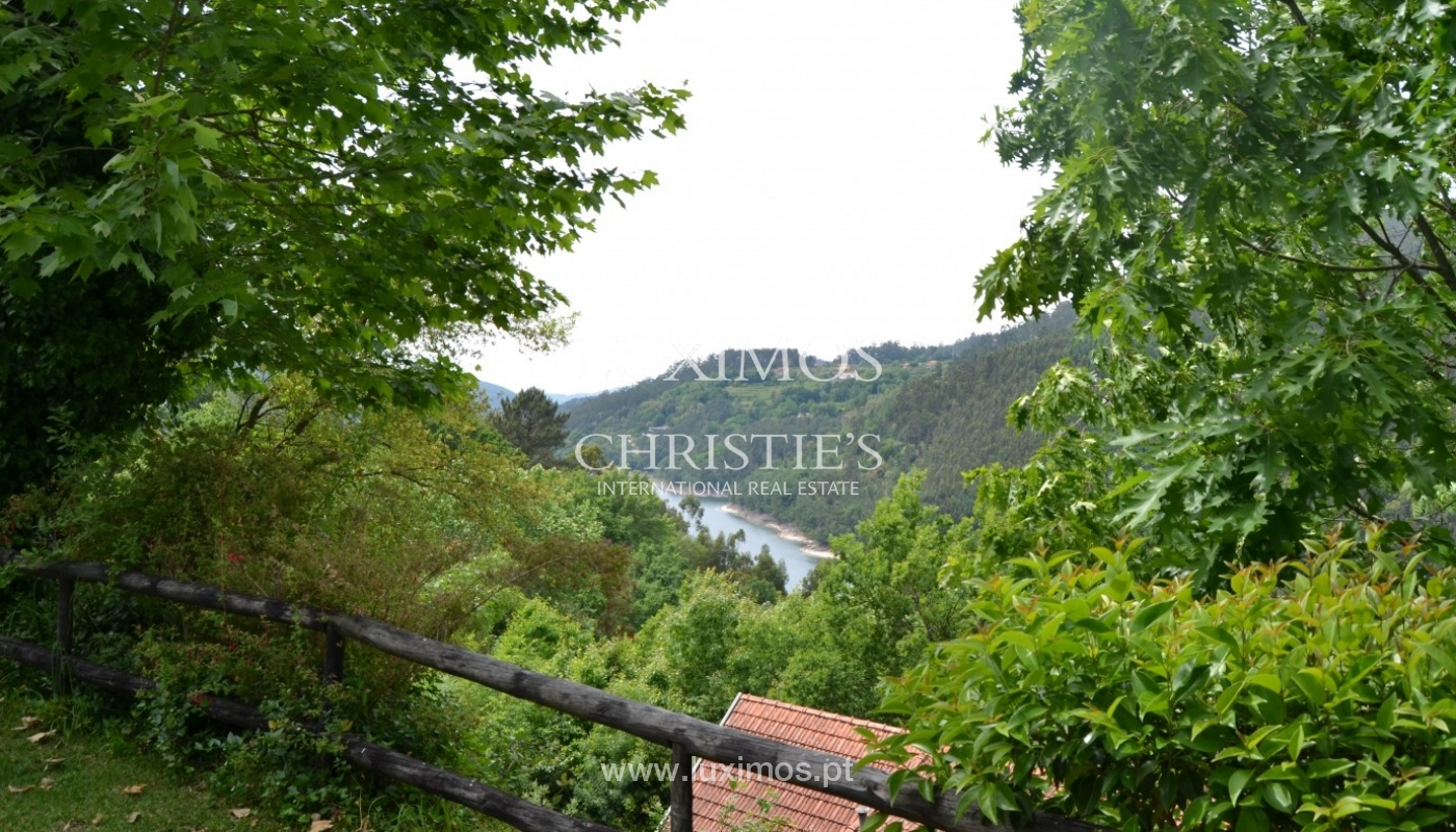Villa for sale with river views, North of Portugal_18186