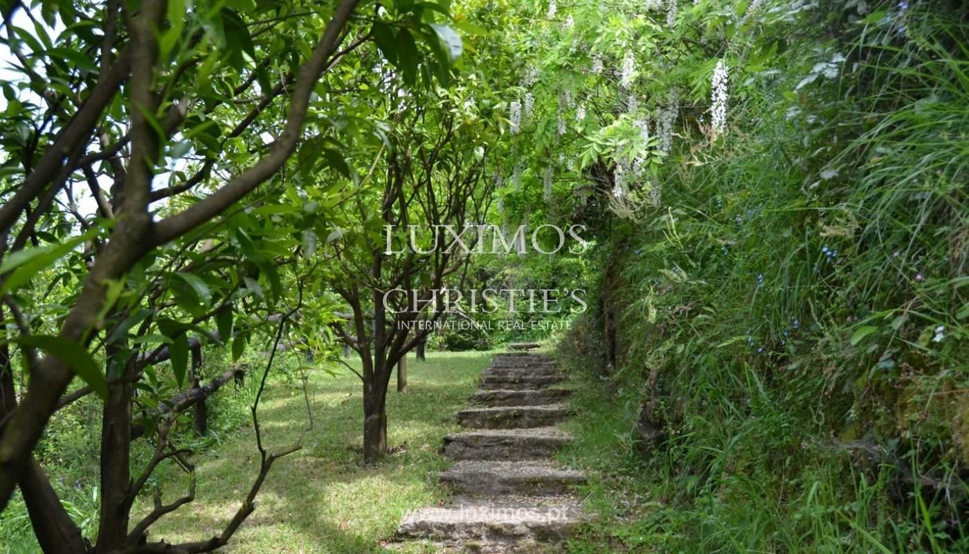 Moradia para venda com vistas rio, Soengas_18201