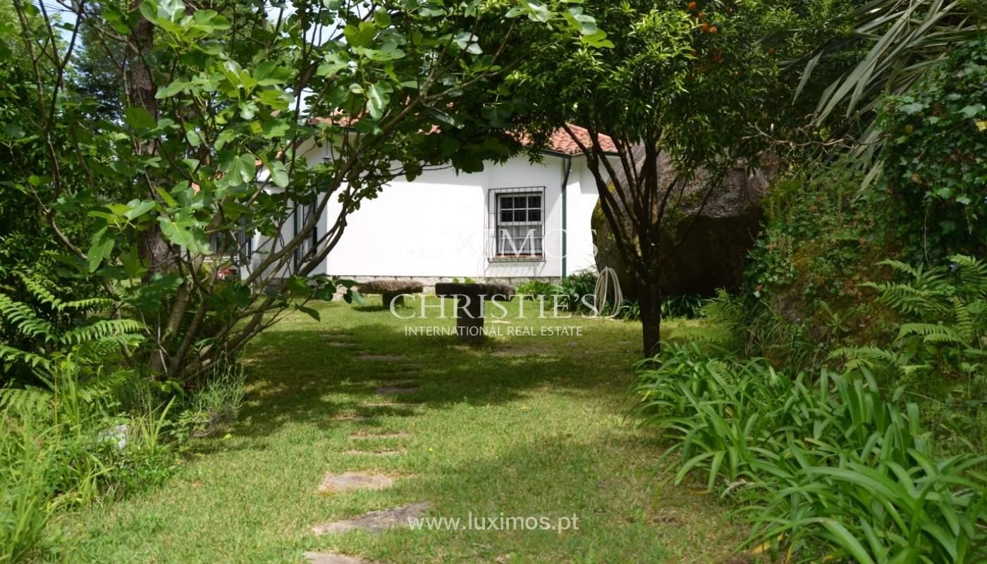 Moradia para venda com vistas rio, Soengas_18206