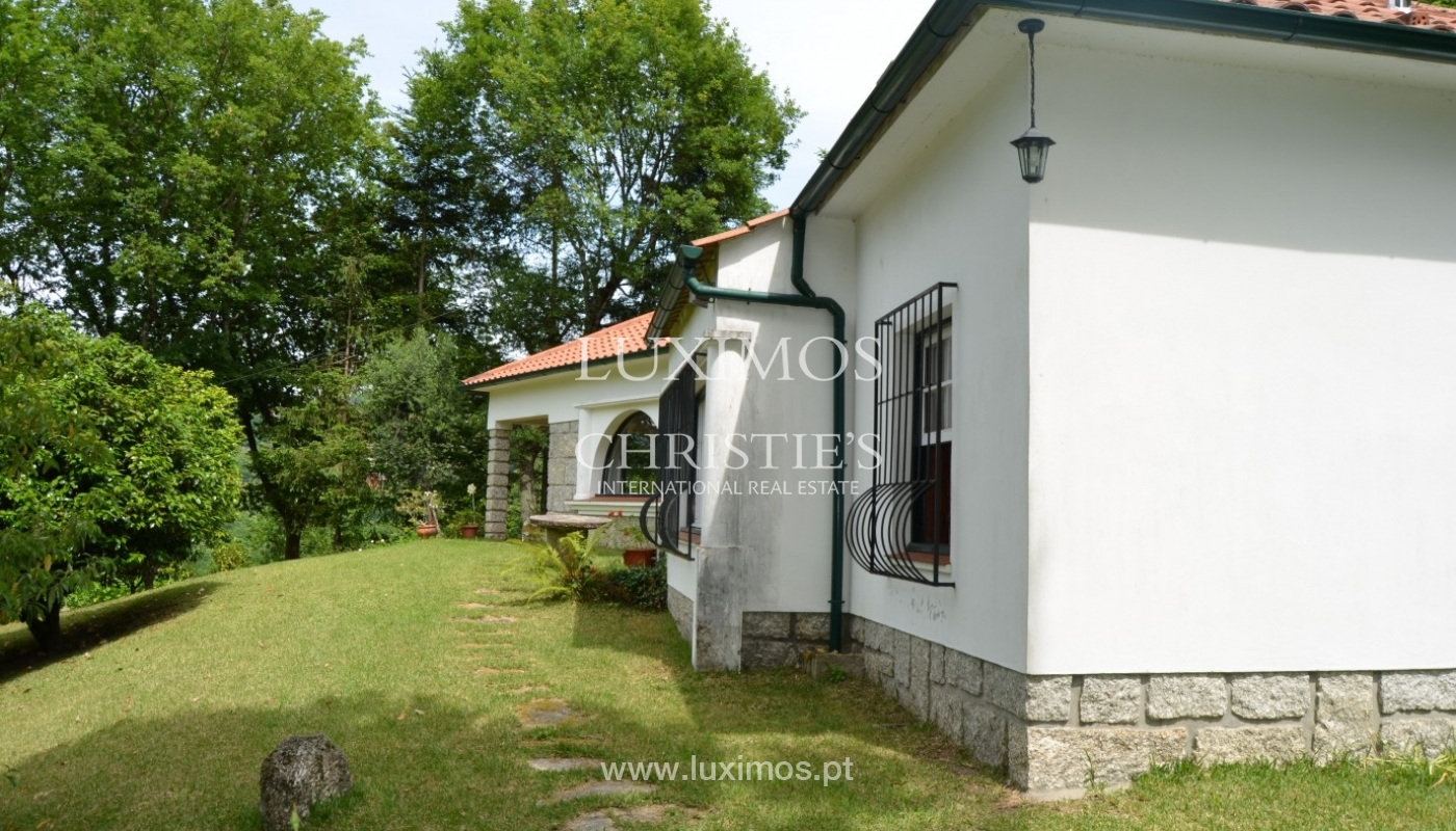 Villa for sale with river views, North of Portugal_18214