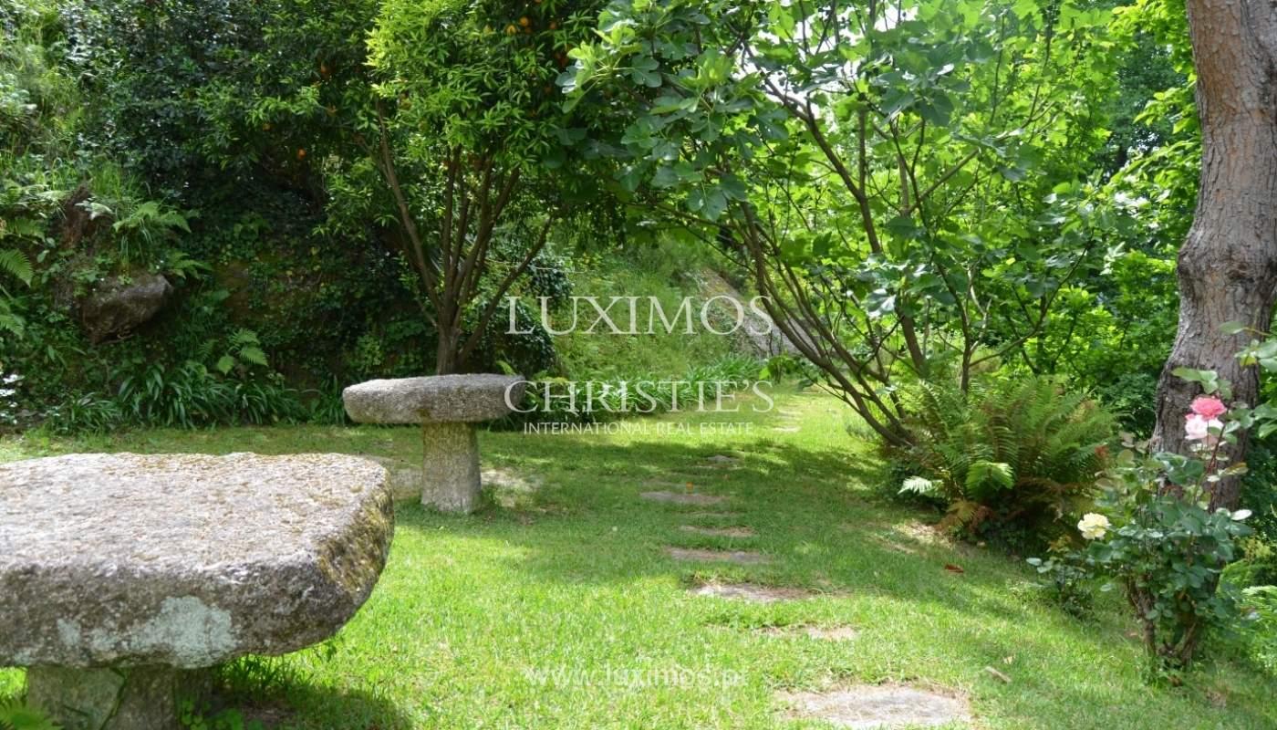 Moradia para venda com vistas rio, Soengas_18216