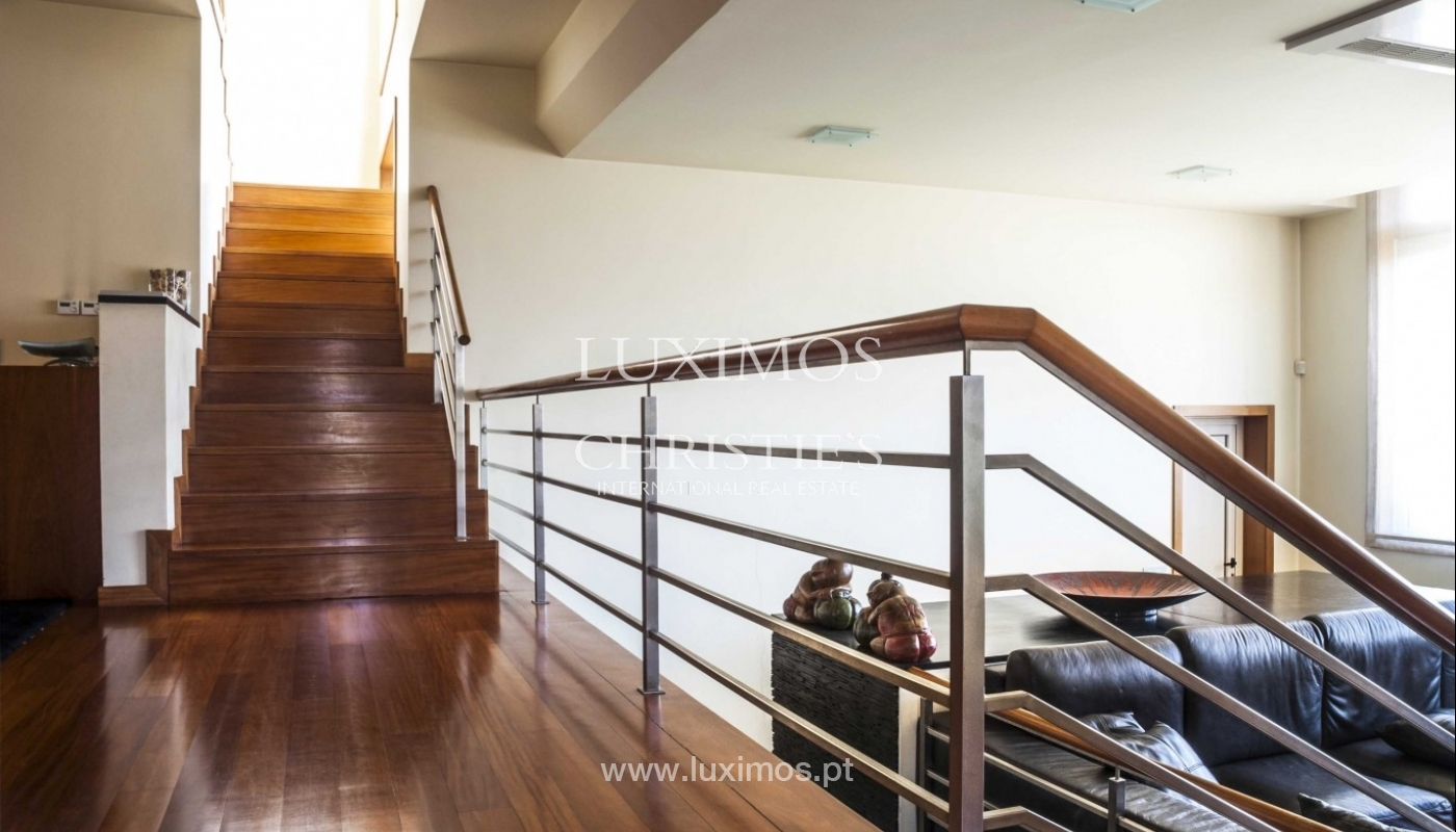 Contemporary house for sale with terrace, close to golf, Porto, Portugal_18427