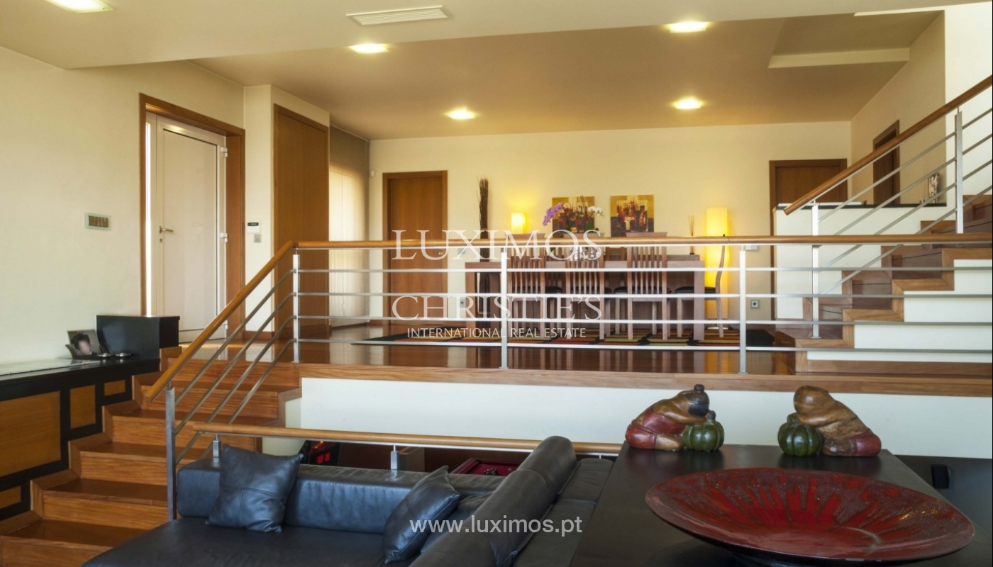 Contemporary house for sale with terrace, close to golf, Porto, Portugal_18436