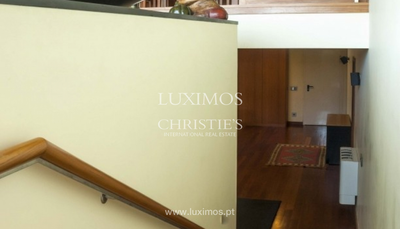 Contemporary house for sale with terrace, close to golf, Porto, Portugal_18437