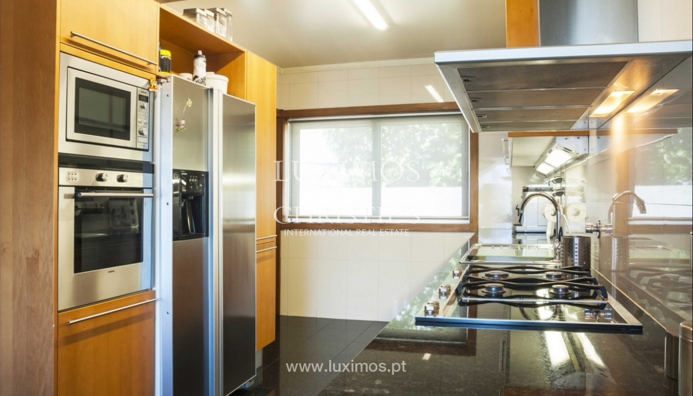 Contemporary house for sale with terrace, close to golf, Porto, Portugal_18445
