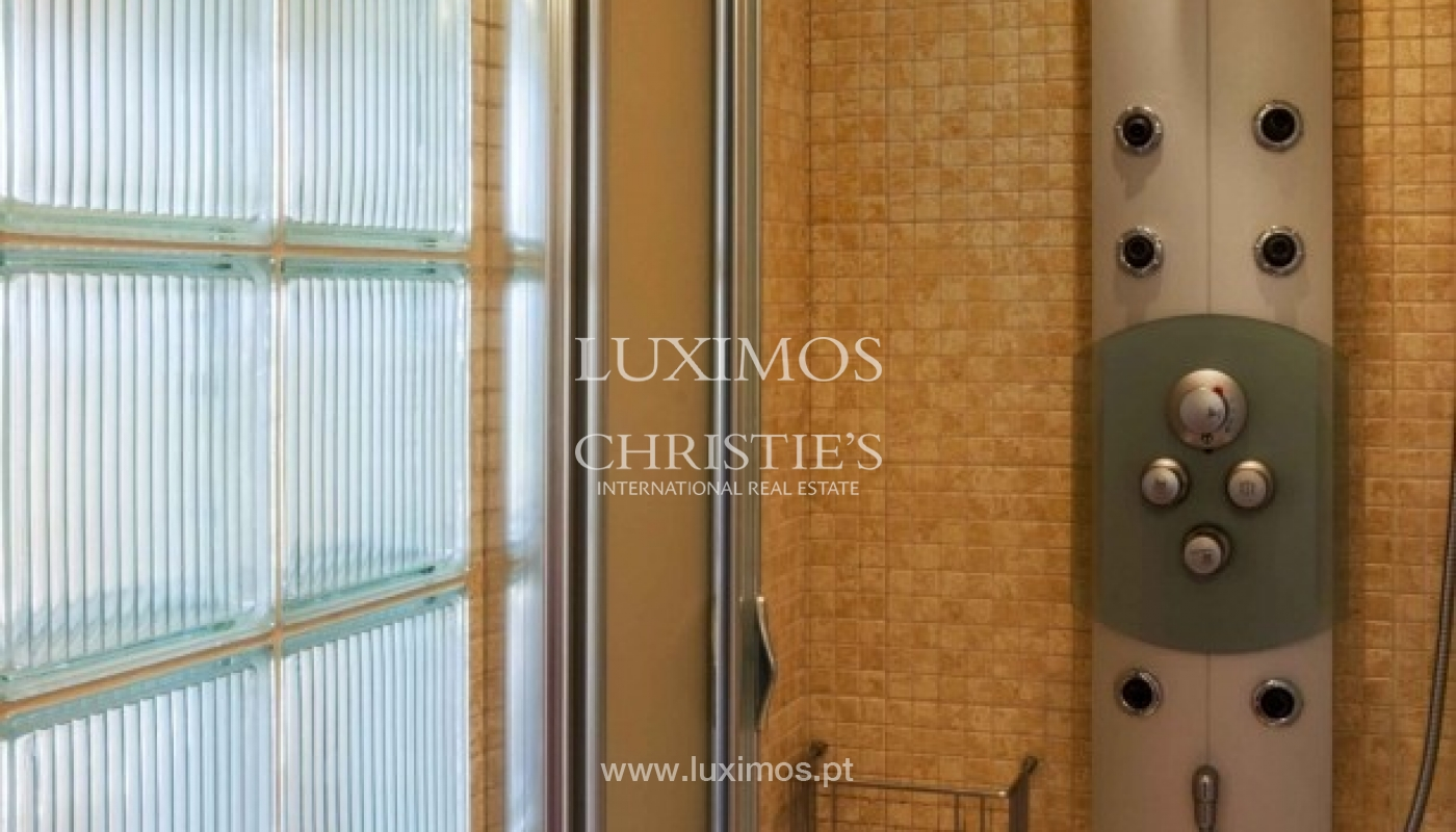 Contemporary house for sale with terrace, close to golf, Porto, Portugal_18463