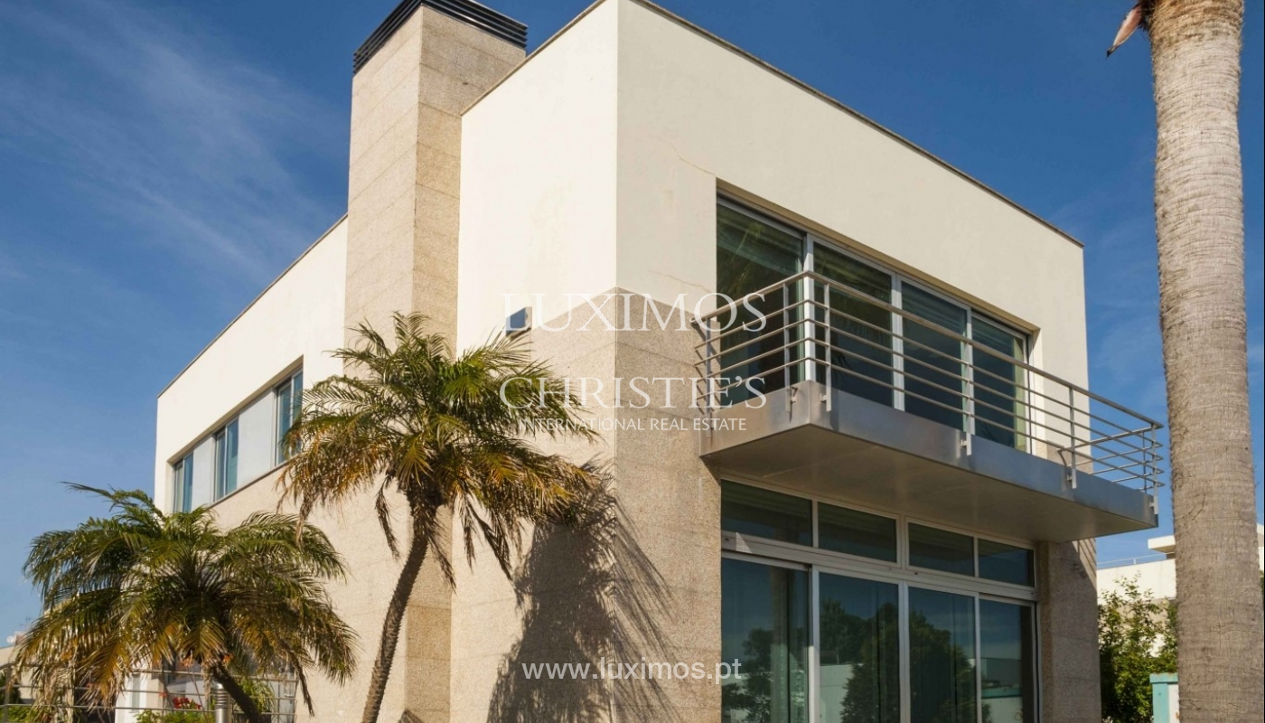 Contemporary house for sale with terrace, close to golf, Porto, Portugal_18473