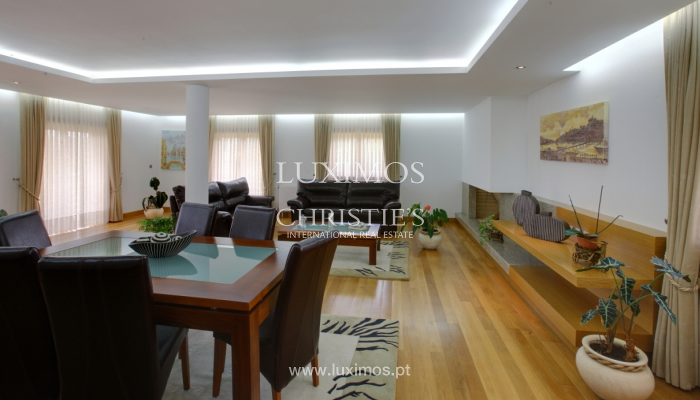 Villa with pool and garden, for sale, in Póvoa de Varzim, Portugal_22678