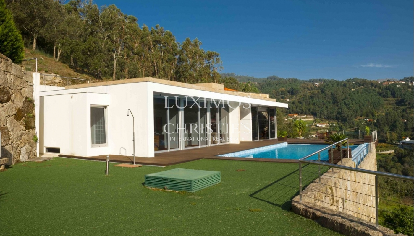 Luxury villa with swimming pool and river views, Espadanedo, Portugal_22877