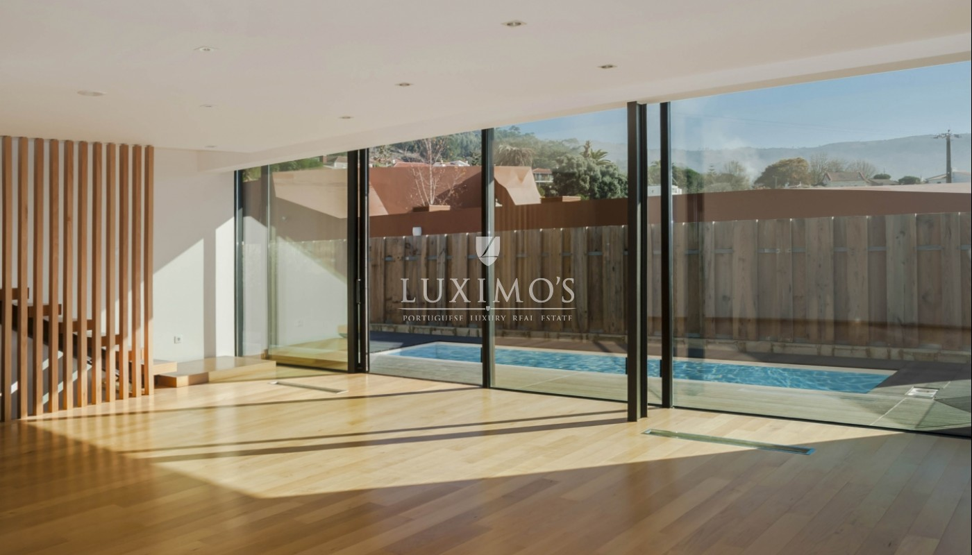 Modern villa with swimming pool, Afife, Portugal_2317
