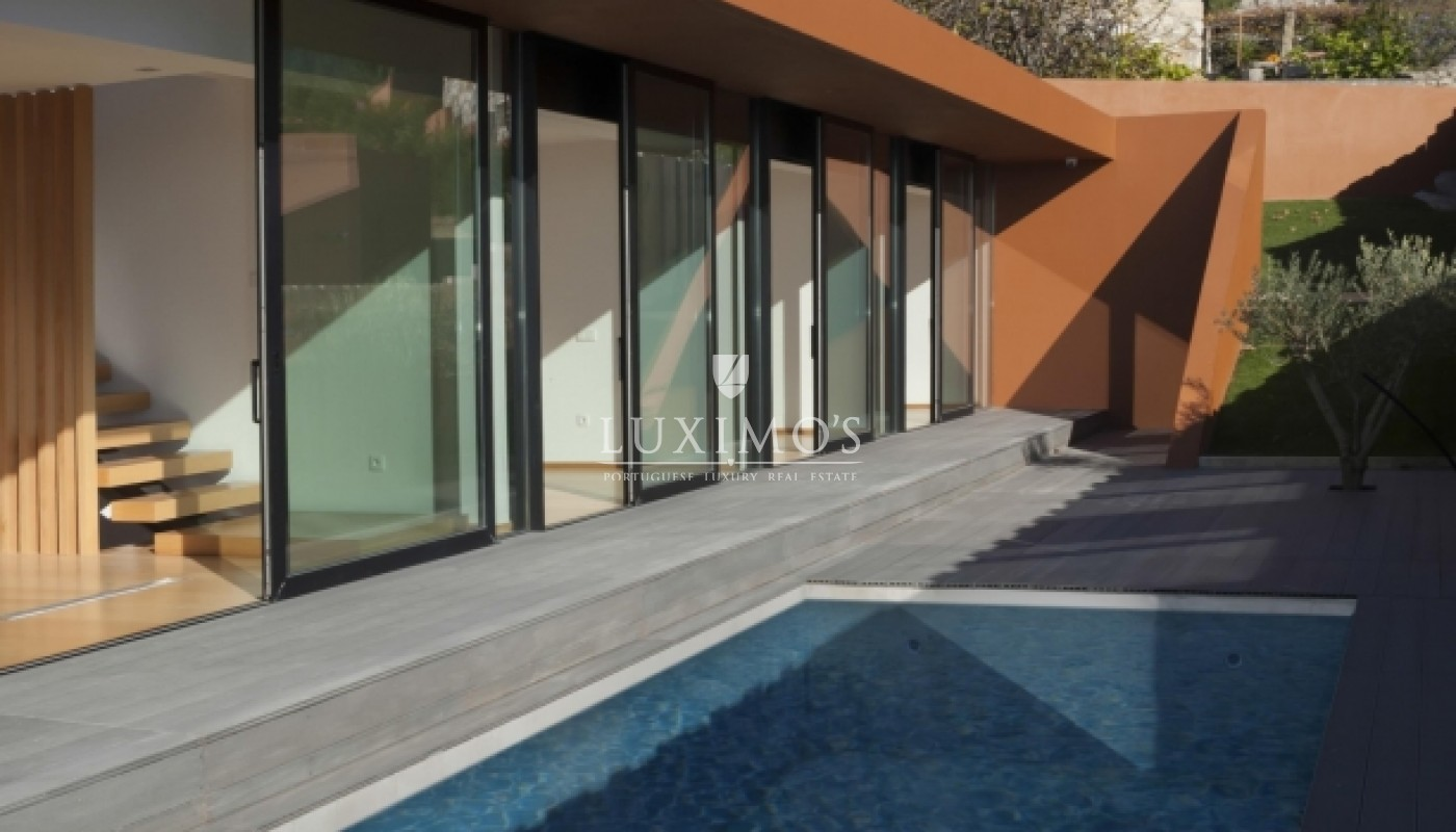 Modern villa with swimming pool, Afife, Portugal_2318