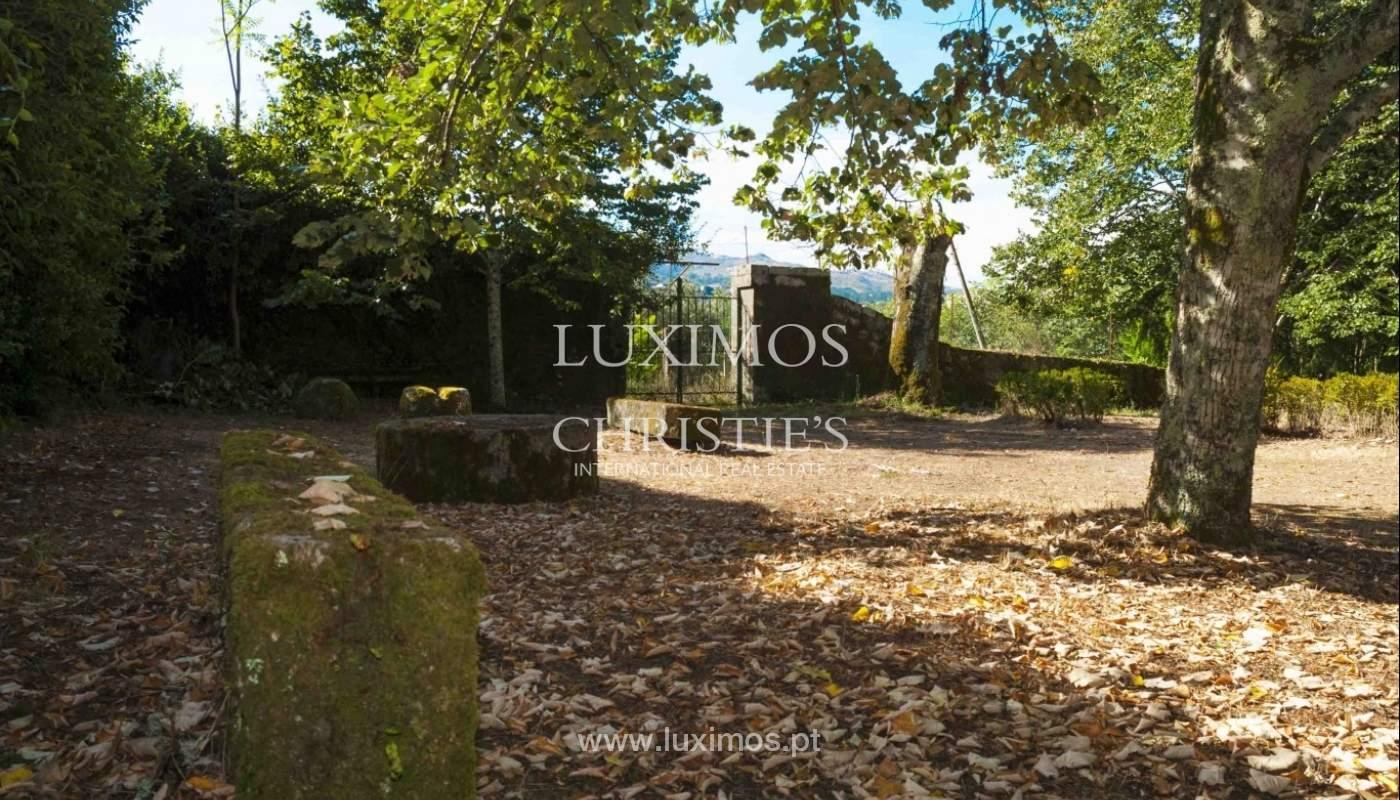 Ferme avec vue sur la vallée, Marco de Canaveses, Portugal_23743