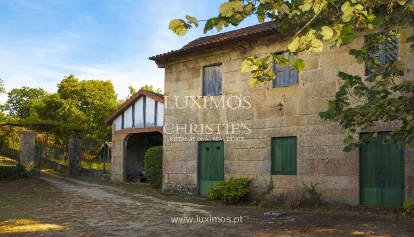 Ferme avec vue sur la vallée, Marco de Canaveses, Portugal_23746