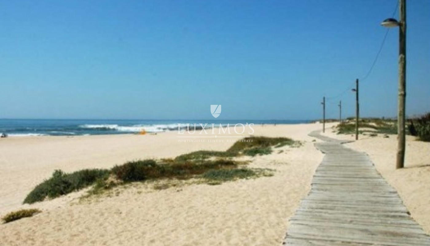 Plot for sale, for construction of house, Ocean views, Porto, Portugal_24319