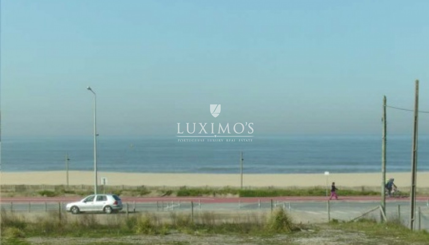 Plot for sale, for construction of house, Ocean views, Porto, Portugal_24320