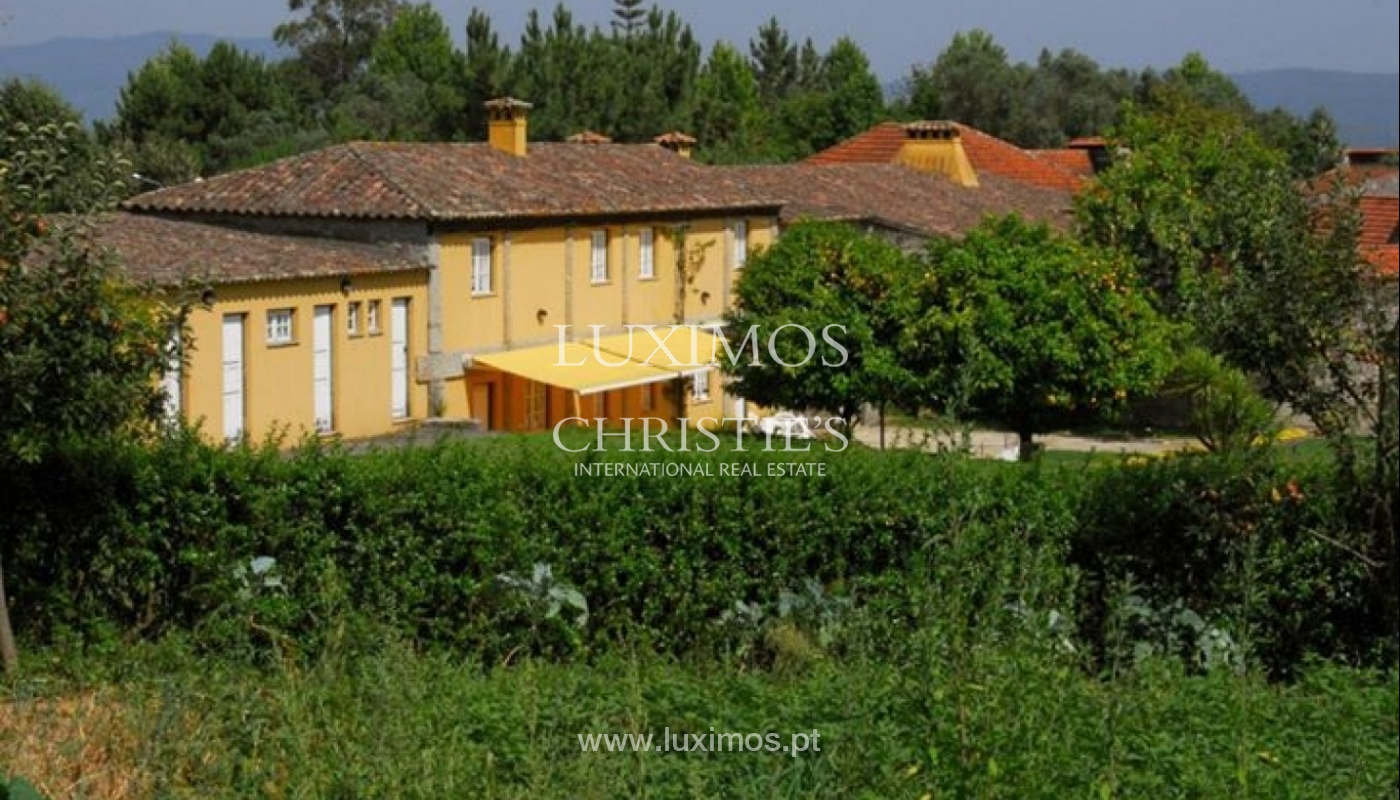 Farmhouse with apartments for tourist accommodation, Barcelos, Portugal_25223