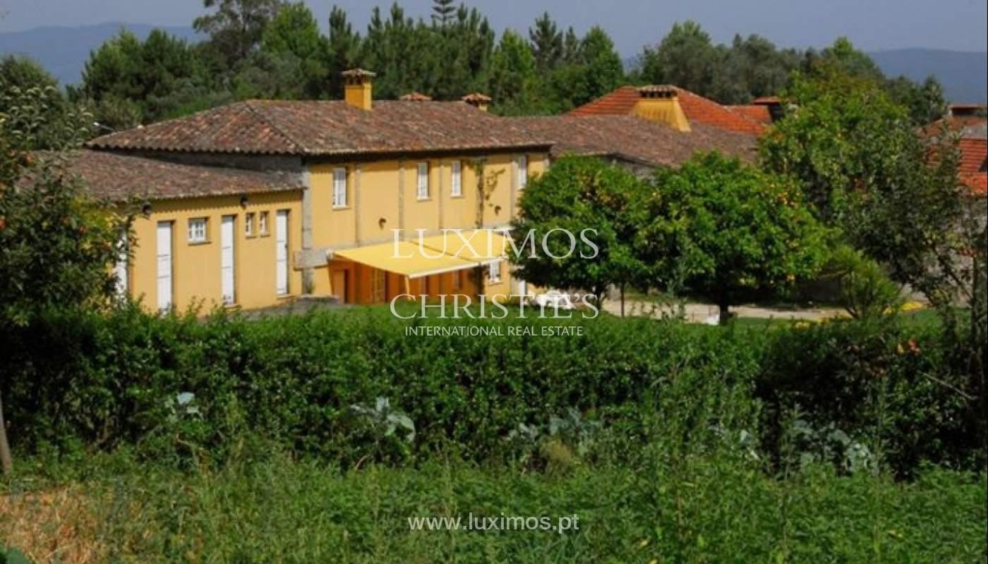 Quinta com apartamentos para alojamento turístico, Silveiros, Barcelos_25223