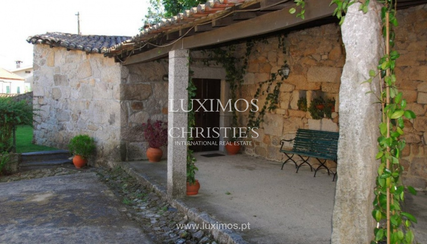Farmhouse with apartments for tourist accommodation, Barcelos, Portugal_25231
