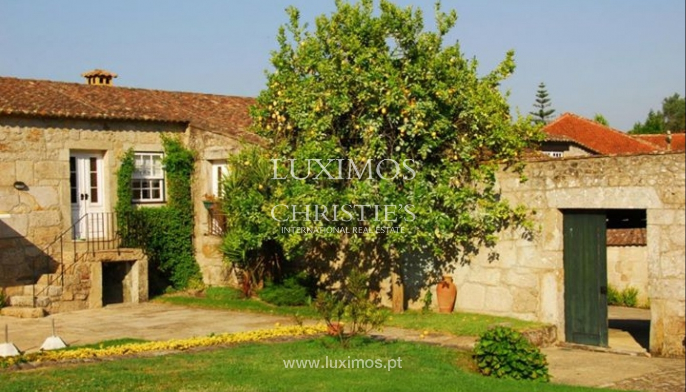 Farmhouse with apartments for tourist accommodation, Barcelos, Portugal_25235