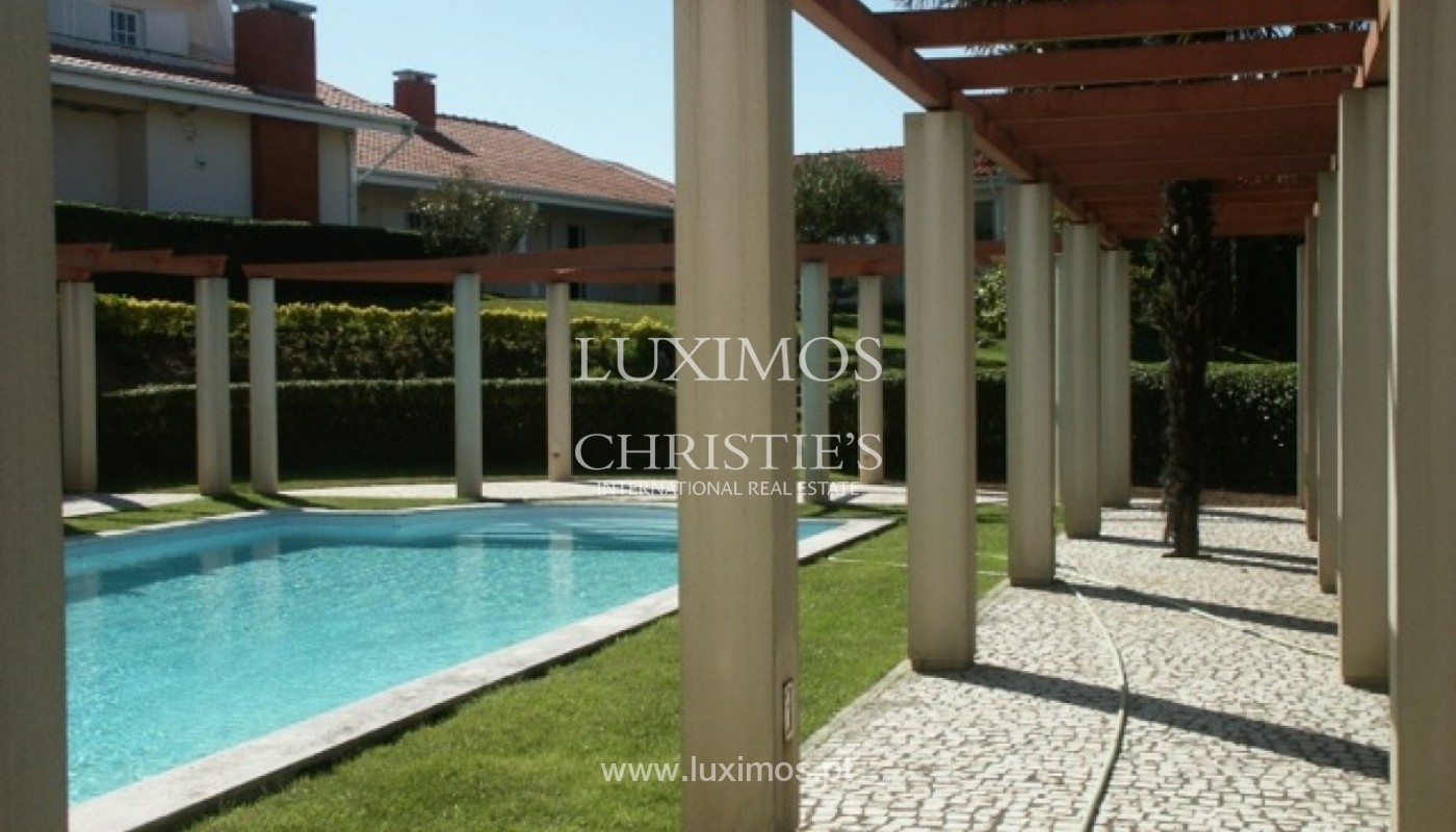 Sale of villa with garden and pool, by sea, in Porto, Portugal_2606