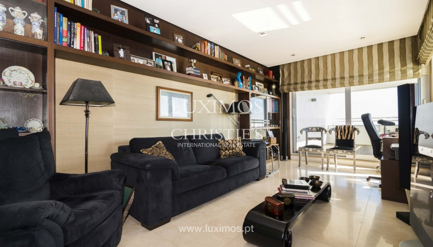 Apartment for sale, with a view to the city and beaches, Porto, Portugal_28136