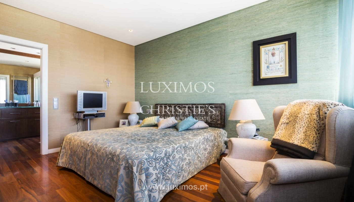 Apartment for sale, with a view to the city and beaches, Porto, Portugal_28145