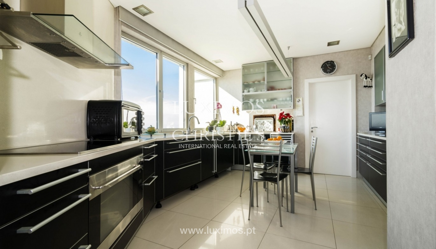 Apartment for sale, with a view to the city and beaches, Porto, Portugal_28150