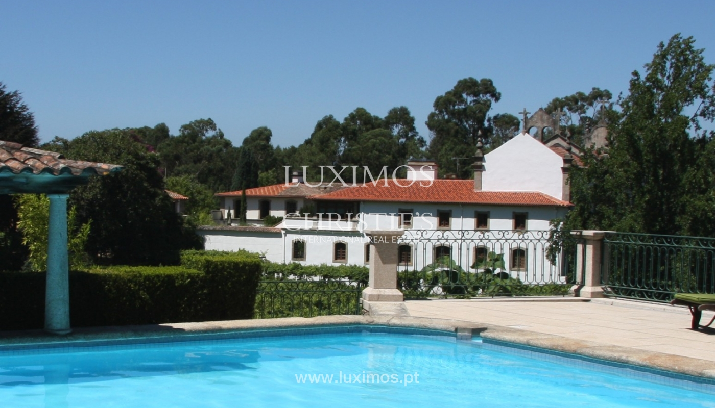 Rural Tourism House with gardens and swimming pool, Barcelos, Portugal_28717