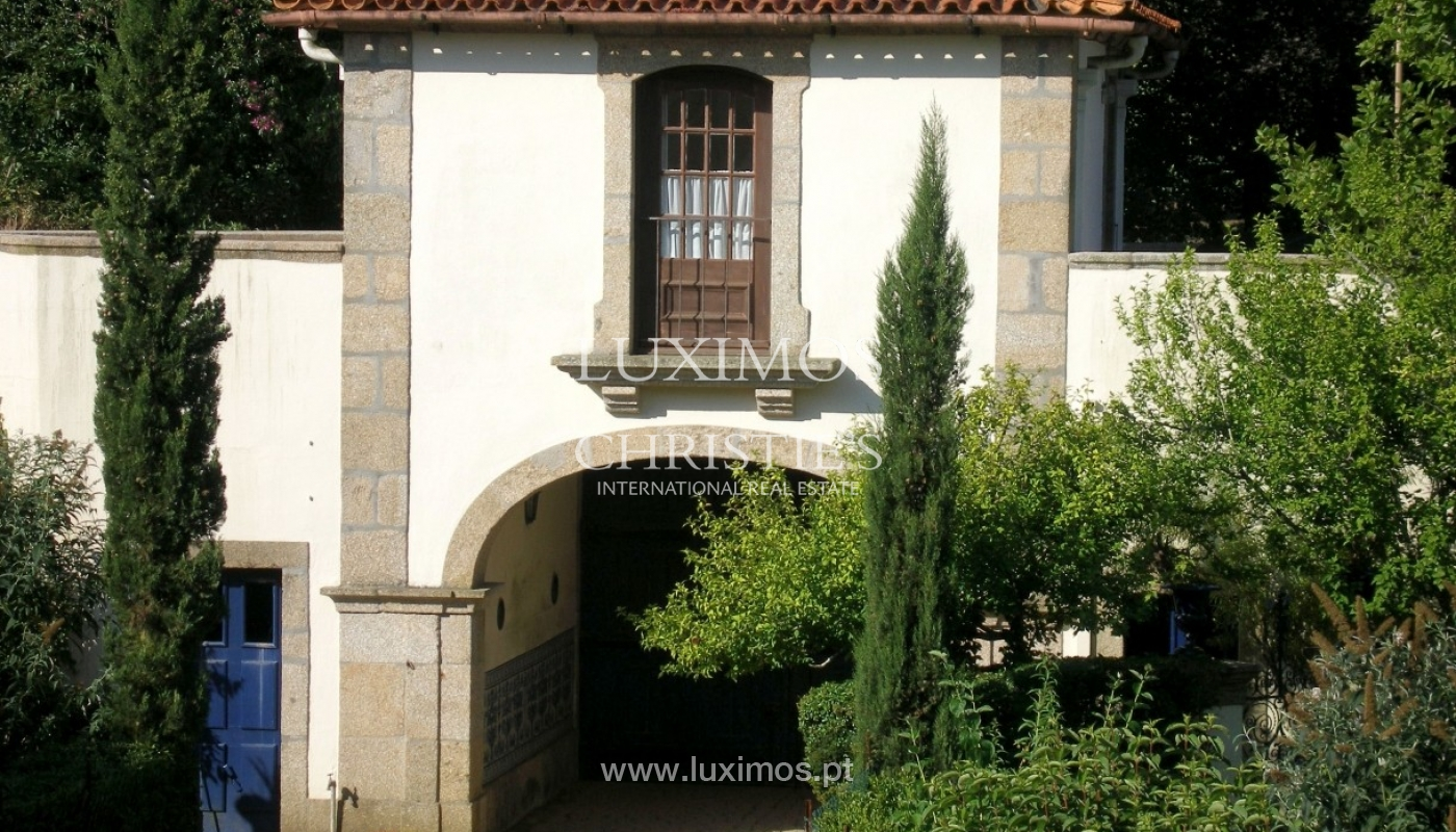 Rural Tourism House with gardens and swimming pool, Barcelos, Portugal_28723