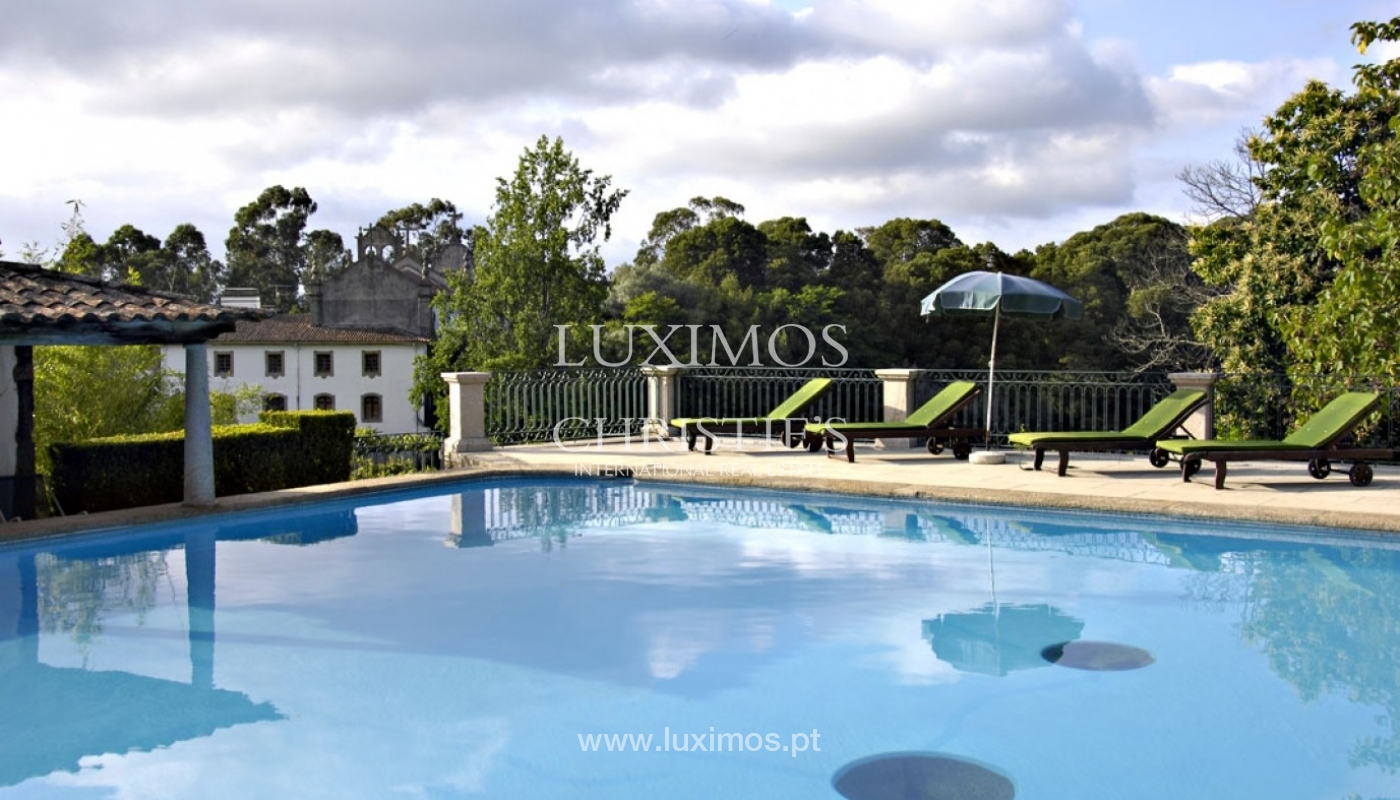 Rural Tourism House with gardens and swimming pool, Barcelos, Portugal_28728