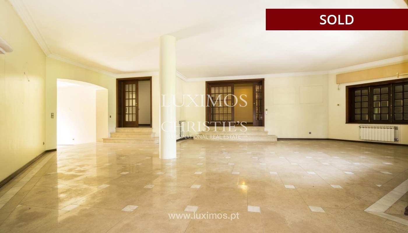 Maison à vendre avec jardin et piscine, Boavista, Porto, Portugal_29658