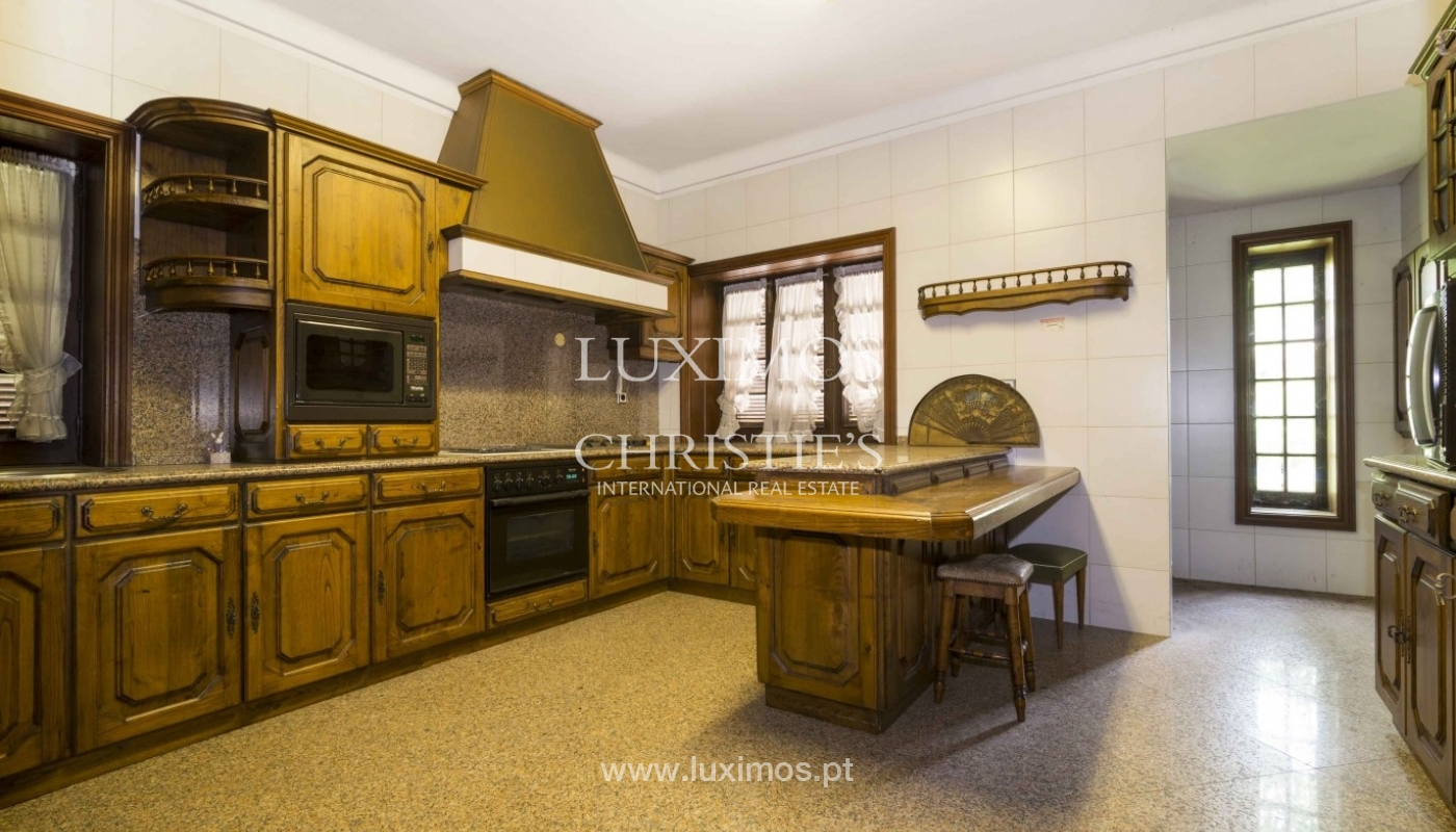 Maison à vendre avec jardin et piscine, Boavista, Porto, Portugal_29664