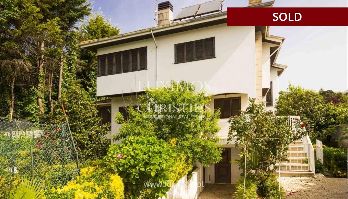 Verkauf-villa 4 Fronten mit Garten und pool, Boavista, Porto, Portugal _29674