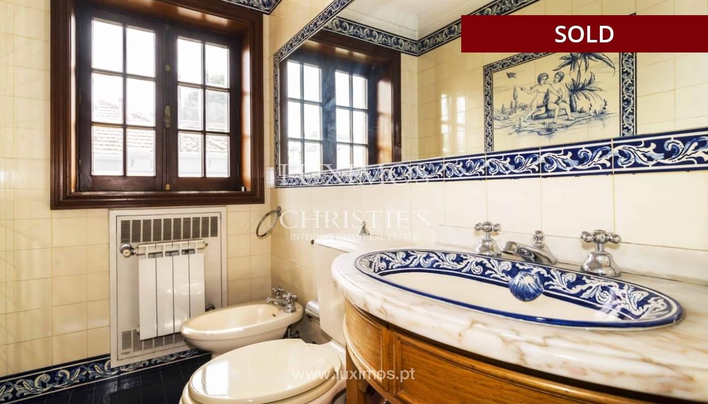 Maison à vendre avec jardin et piscine, Boavista, Porto, Portugal_29681