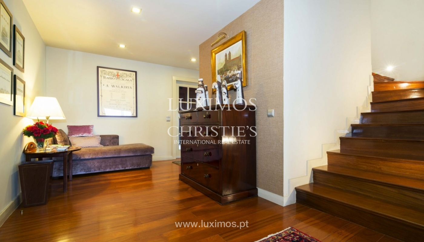 Duplex apartment, with river and ocean views, Gaia, Porto Portugal_30534