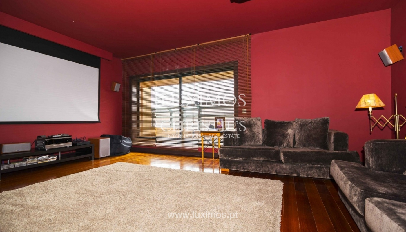 Duplex apartment, with river and ocean views, Gaia, Porto Portugal_30545